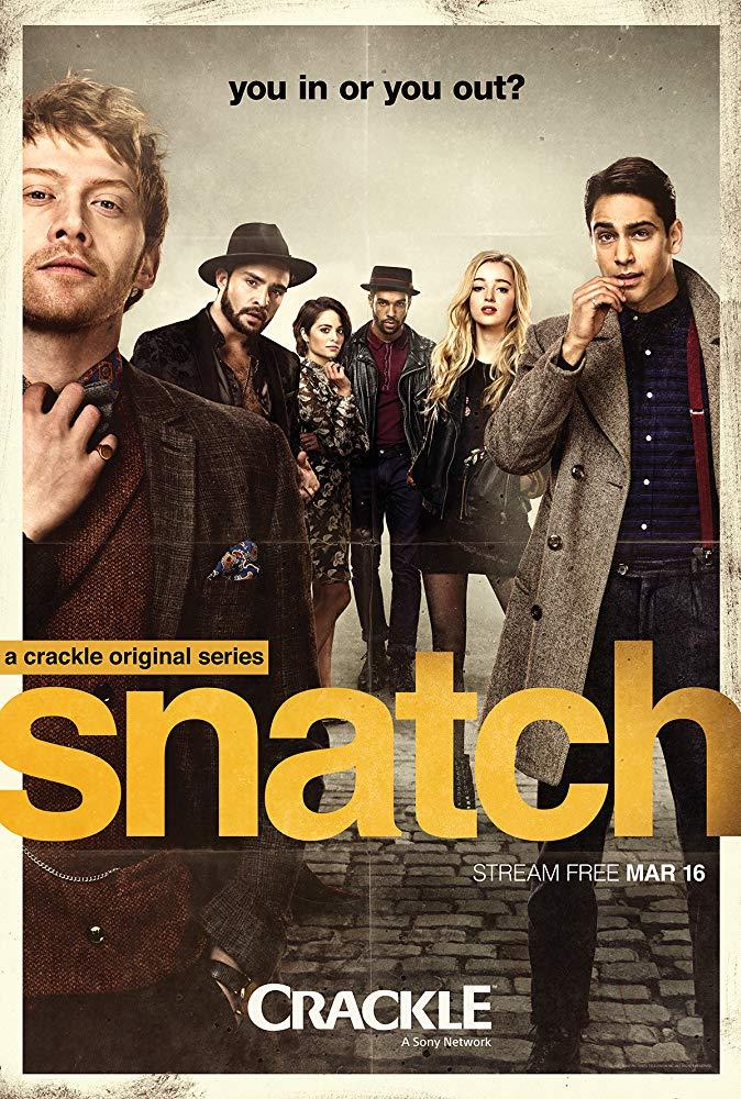 Watch Movie snatch-season-2