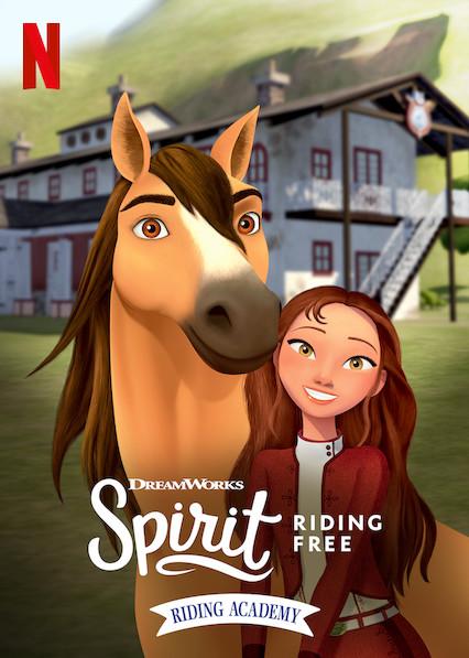 Watch Movie spirit-riding-free-riding-academy-season-1