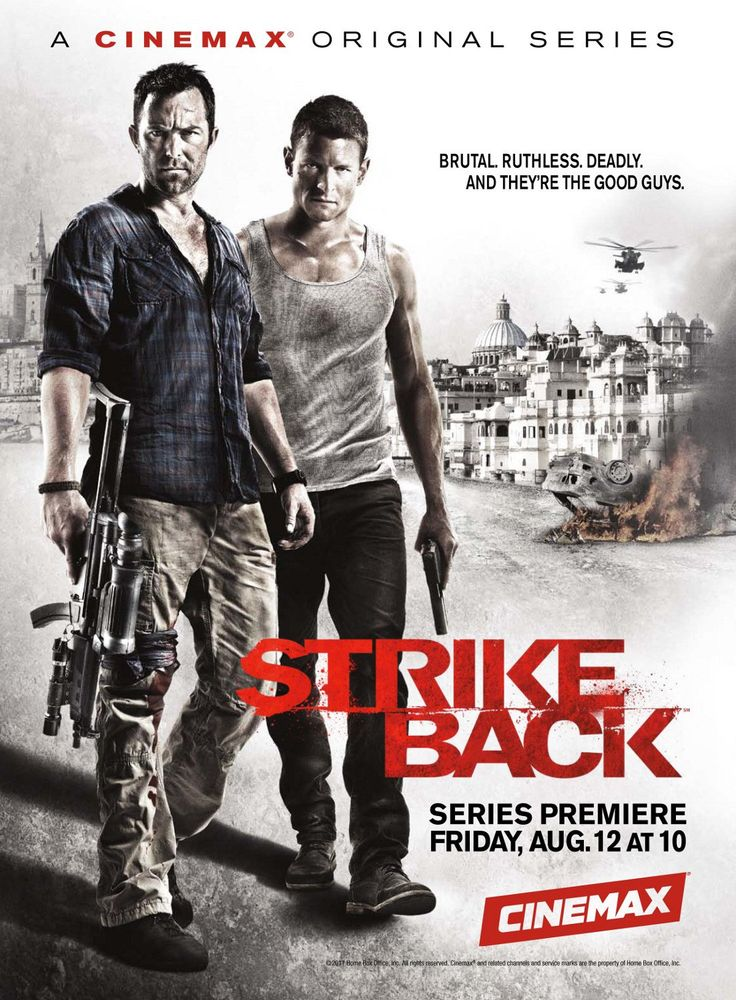 Strike Back - Season 2