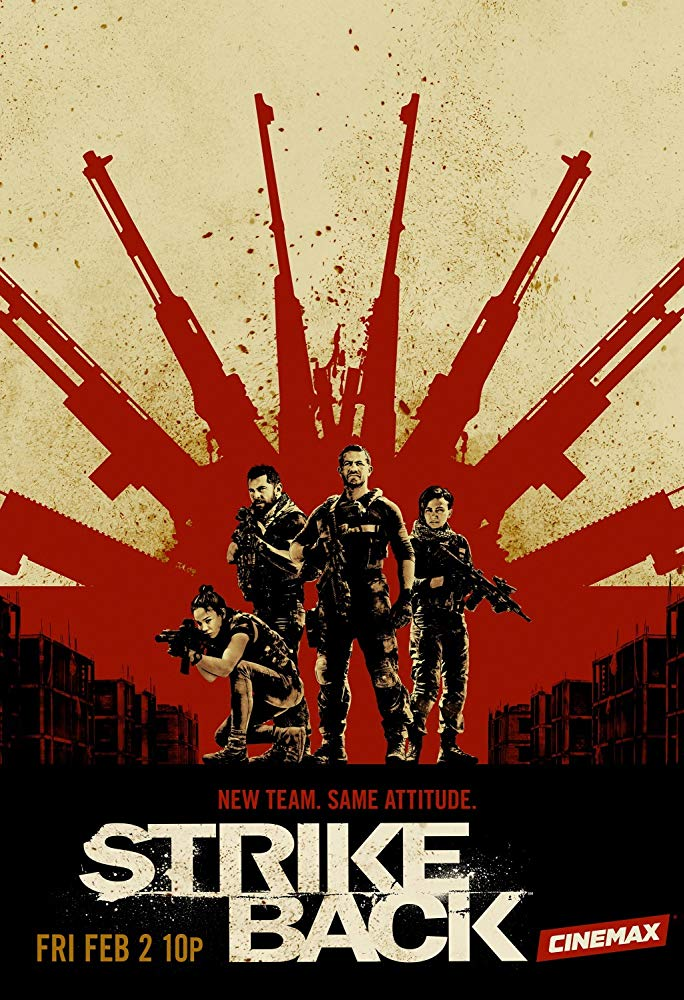 Watch Movie strike-back-season-8