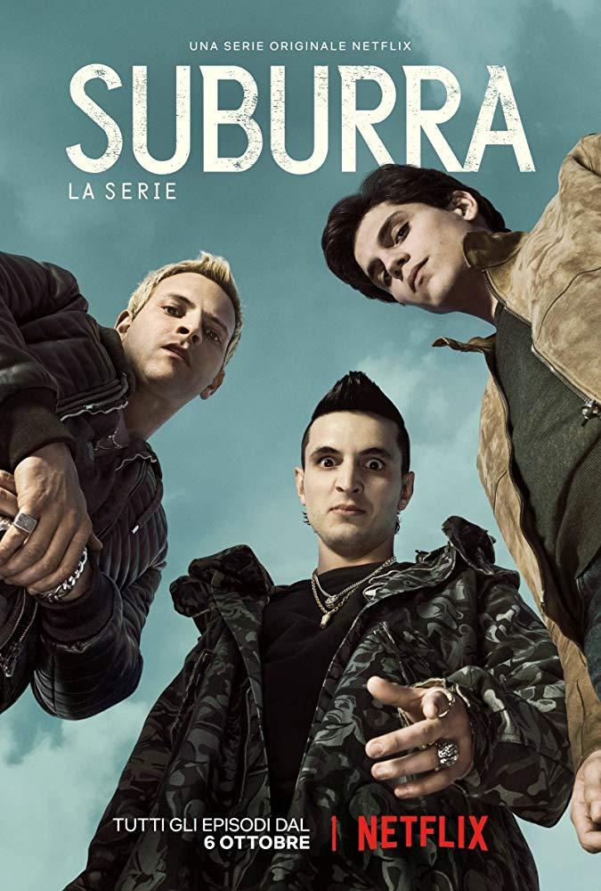 Watch Movie suburra-season-2