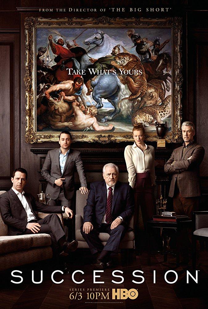 Watch Movie succession-season-1