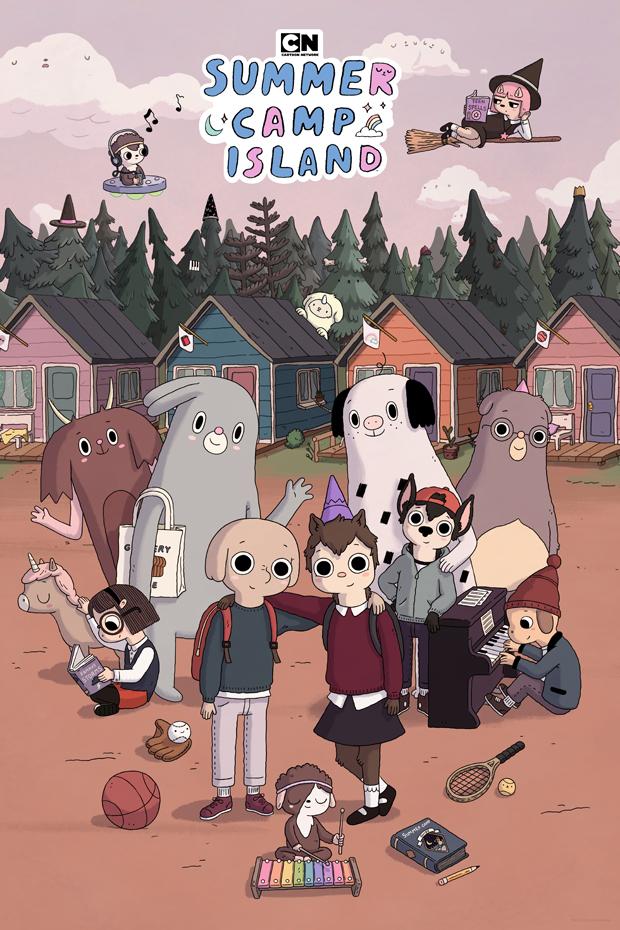 Watch Movie summer-camp-island-season-2