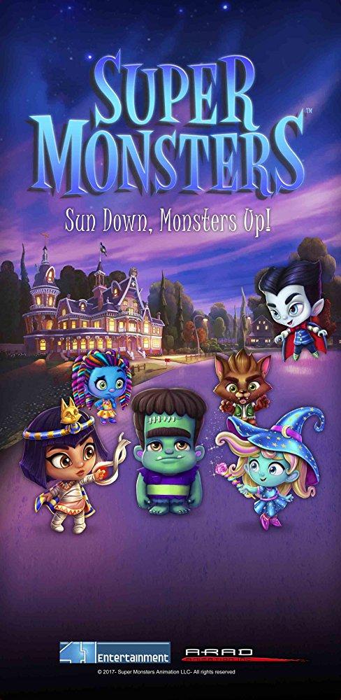 Watch Movie super-monsters-season-1