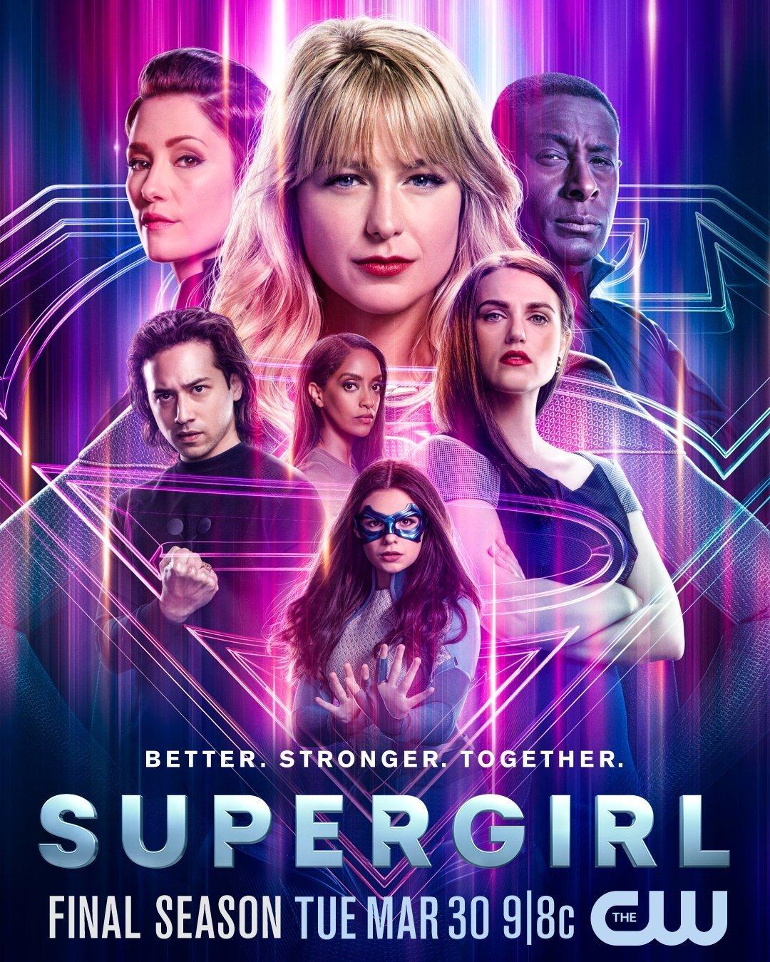 Watch Movie supergirl-season-6