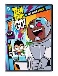 Watch Movie teen-titans-go-season-3