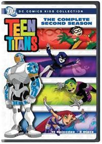 Watch Movie teen-titans-season-2