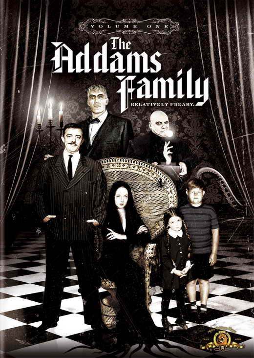 Watch Movie the-addams-family-season-2
