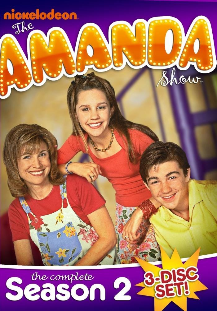 Watch Movie the-amanda-show-season-2