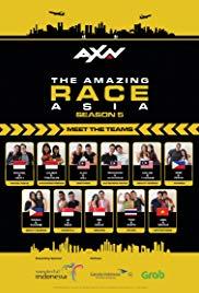 The Amazing Race Asia – Season 4