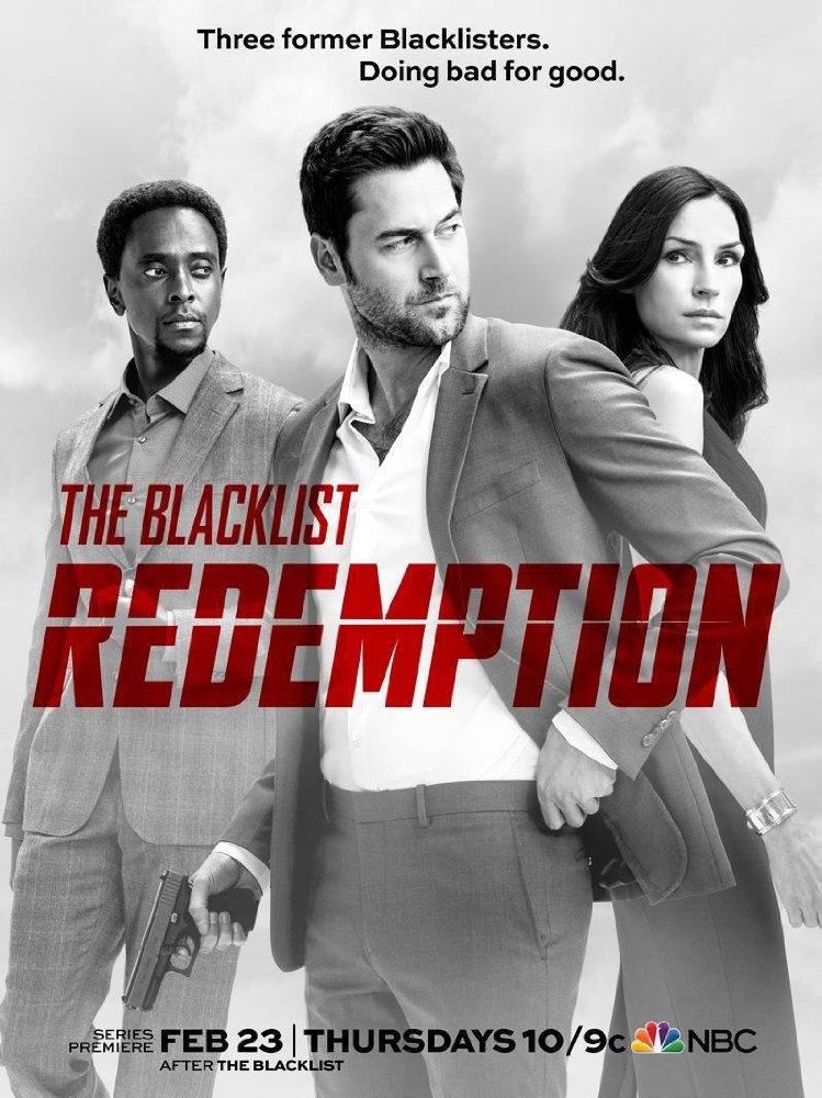 Watch Movie the-blacklist-redemption-season-1