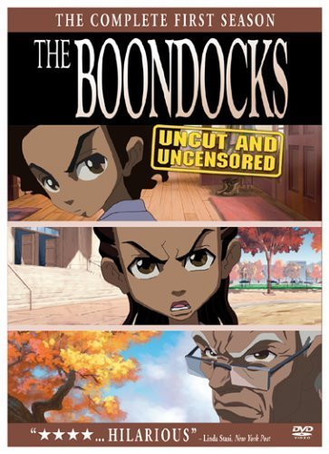 Watch Movie the-boondocks-season-1