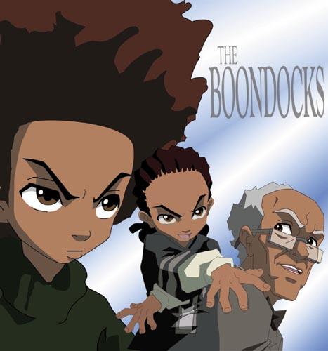 Watch Movie the-boondocks-season-3