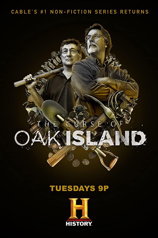 Watch Movie the-curse-of-oak-island-season-1