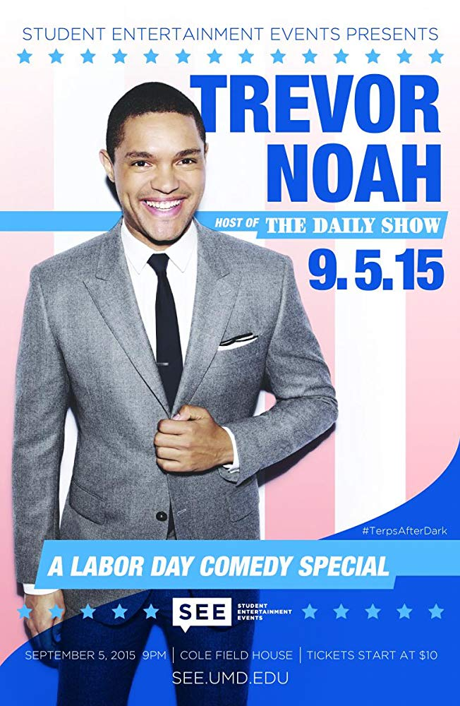 Watch Movie the-daily-show-with-trevor-noah-season-2018