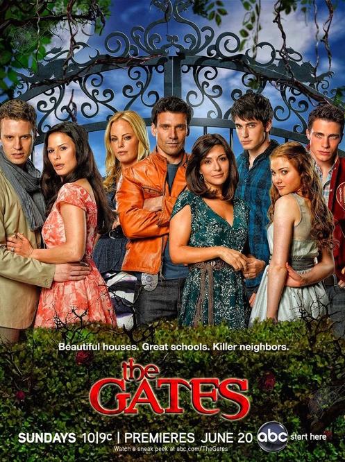 Watch Movie the-gates-season-1