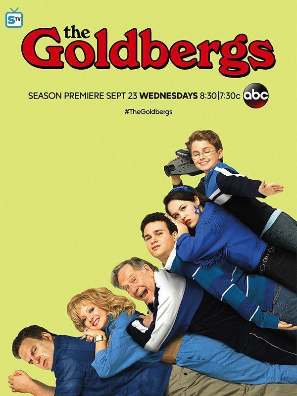 Watch Movie the-goldbergs-season-3