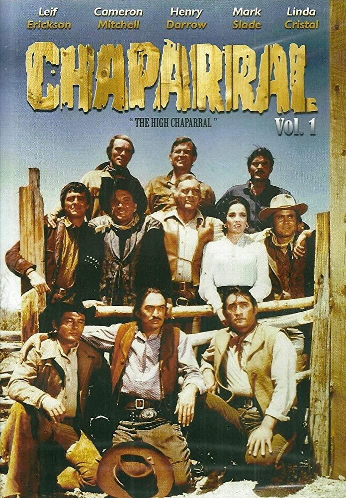Watch Movie the-high-chaparral-season-1