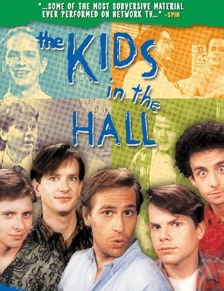Watch Movie the-kids-in-the-hall-season-1