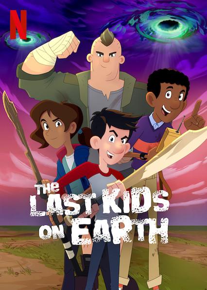 Watch Movie the-last-kids-on-earth-season-1