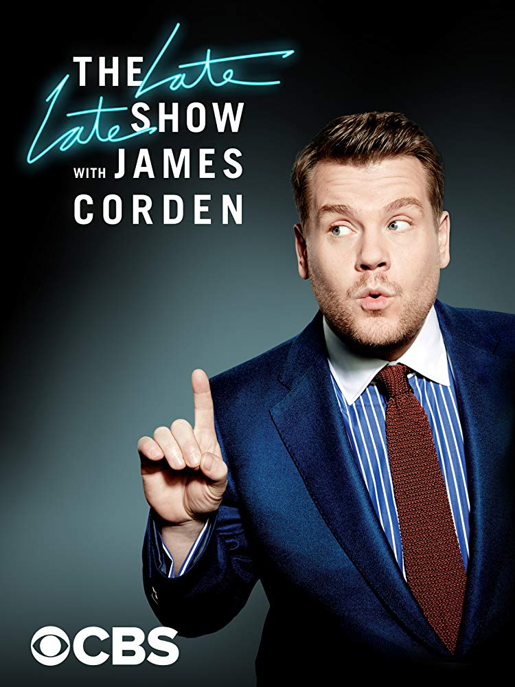 Watch Movie the-late-late-show-with-james-corden-2019