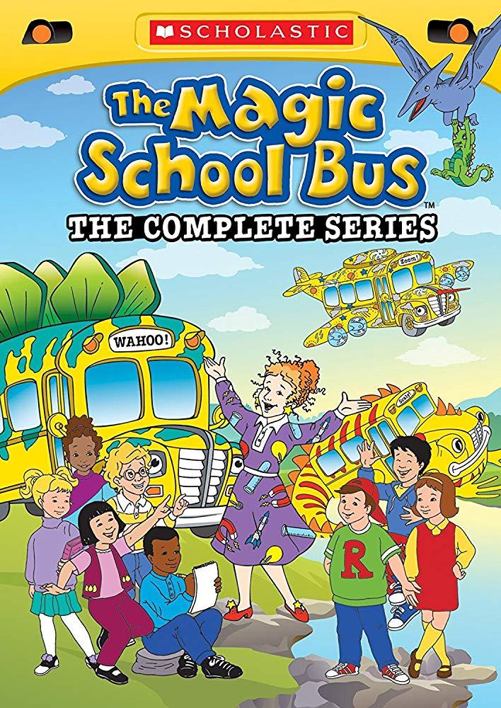 Watch Movie the-magic-school-bus-season-2