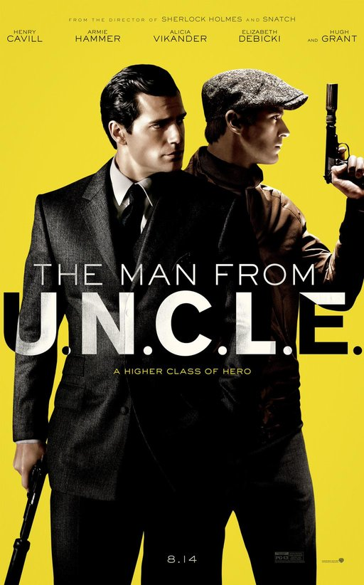 Watch Movie the-man-from-u-n-c-l-e