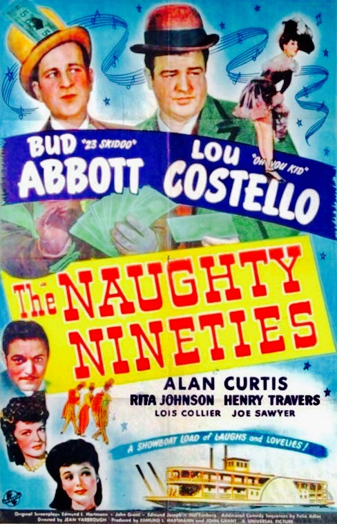 Watch Movie the-naughty-nineties