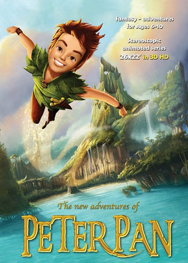 Watch Movie the-new-adventures-of-peter-pan