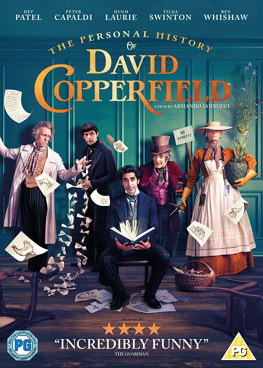 Watch Movie the-personal-history-of-david-copperfield