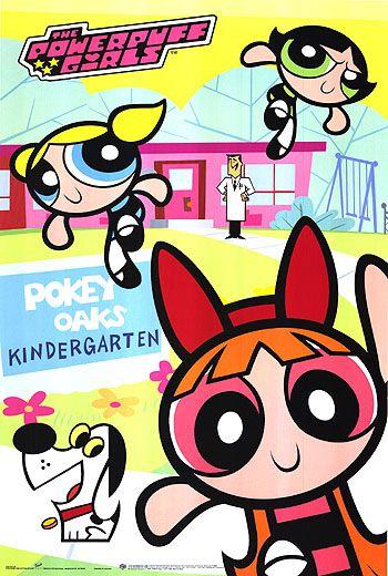 Watch Movie the-powerpuff-girls-season-3