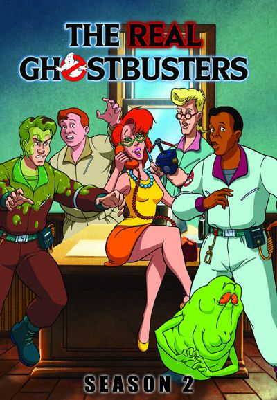 Watch Movie the-real-ghostbusters-season-2