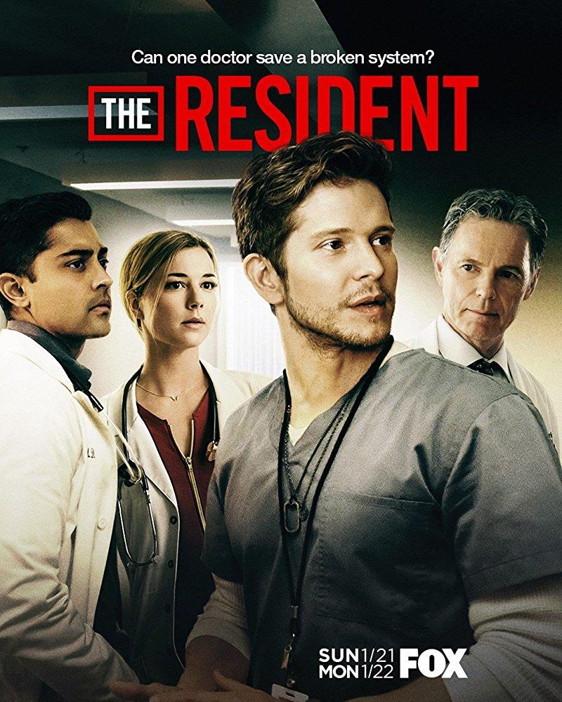 Watch Movie the-resident-season-2