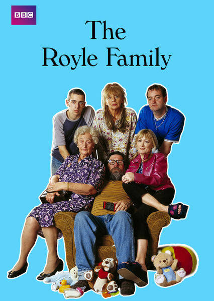 Watch Movie the-royle-family-season-1