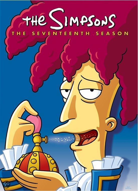 Watch Movie the-simpsons-season-17