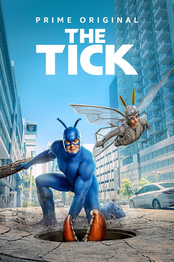 Watch Movie the-tick-season-2