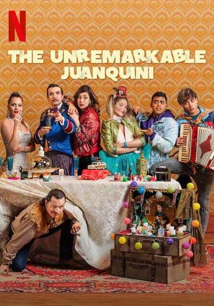 The Unremarkable Juanquini – Season 2