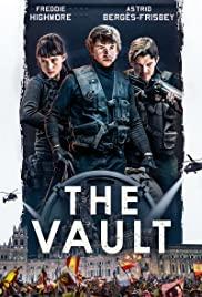 Watch Movie the-vault-2021