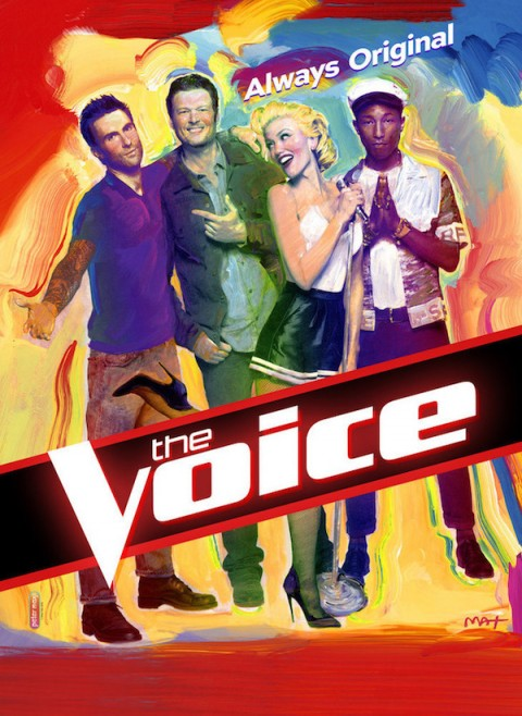 Watch Movie the-voice-us-season-9