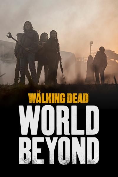THE WALKING DEAD: WORLD BEYOND – SEASON 2