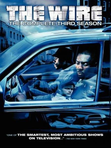 Watch Movie the-wire-season-3
