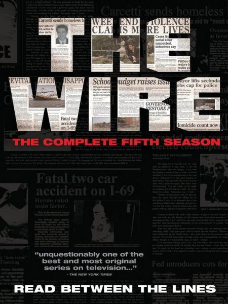 Watch Movie the-wire-season-5