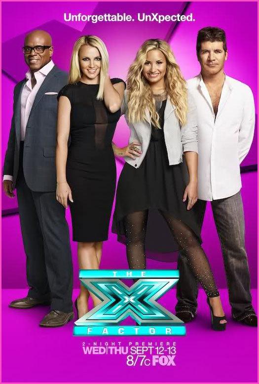 Watch Movie the-x-factor-usa-season-1