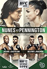 Watch Movie ufc-224