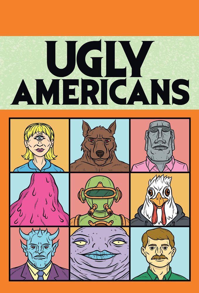 Watch Movie ugly-americans-season-2