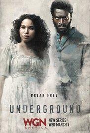 Watch Movie underground-season-1