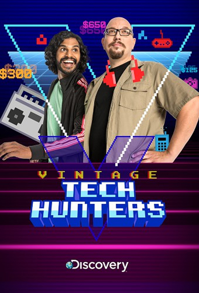 Vintage Tech Hunters - Season 1