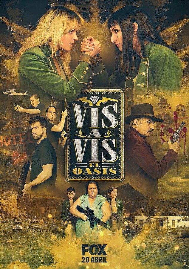 Vis a vis: El oasis - Season 1