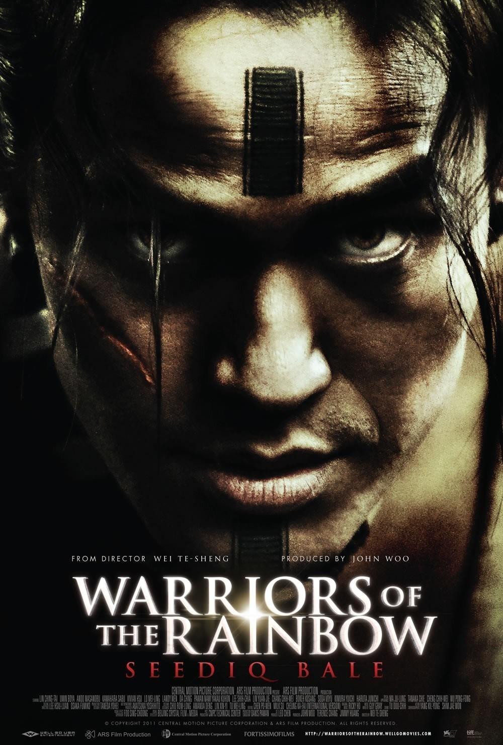 Warriors of the Rainbow Seediq Bale Part 1