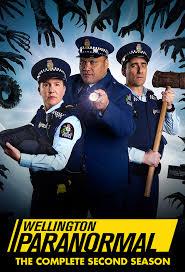 Wellington Paranormal - Season 3